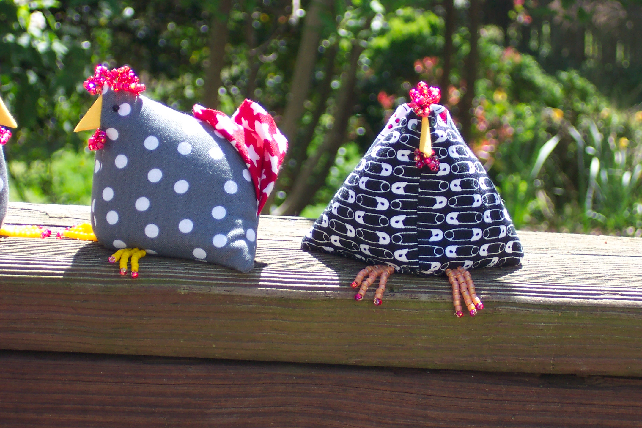 Chicken Pincushion I Finally Have Time