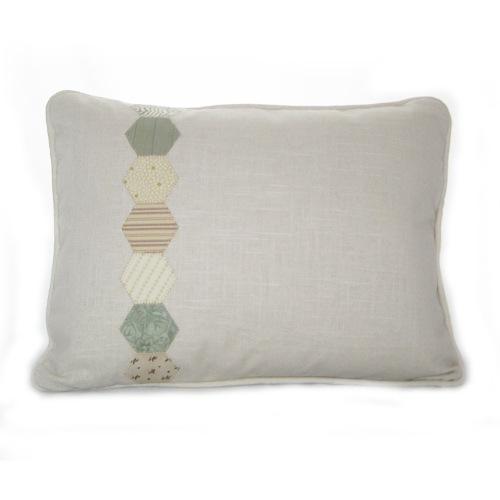 Linen Hexagon Pillow