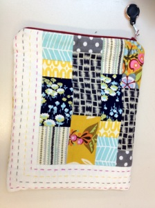 Personalized pouch - back