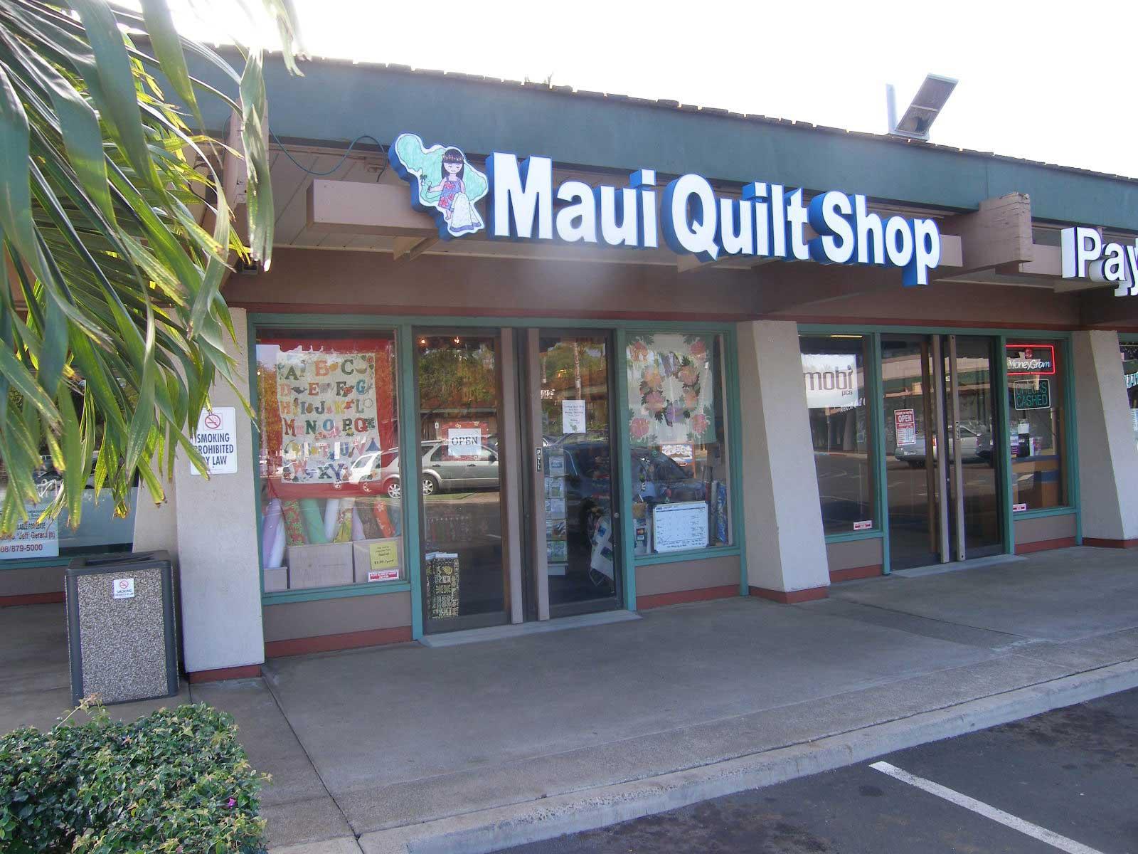 Fabric shopping in Hawaii | I Finally Have Time : honolulu quilt shops - Adamdwight.com