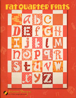 Fat Quarter Fonts by Atkinson Designs