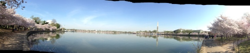 Tidal Basin Panoramic