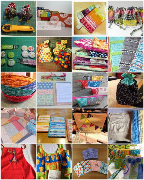 1. Chicken pincushions, 2. Sew South Sample Swap, 3. #sewsouth, 4. drawstring pouches scrappy, 5. Sew South Sample Swap, 6. 4 pretty little purses ready for swapping at #SewSouth!, 7. Ruffled zip pouches, 8. Cosmetics Bag, 9. Sample Swap Sew South - fabric bowls, 10. Sew South sample swap, 11. sample swap bags, 12. Swap bags., 13. Ready for Sew South, 14. Fabric Notebooks for Sew South Swap, 15. 1-IMG_1508, 16. Not available, 17. Not available, 18. Not available, 19. Sample Swap - Coffee Sleeves, 20. DSCN1044