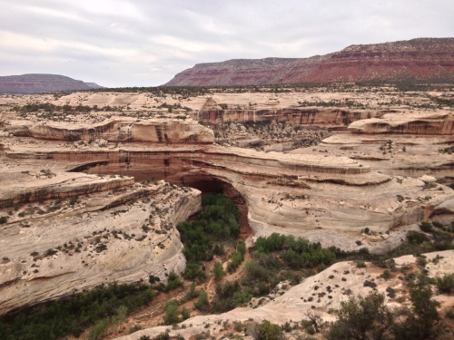 One of the Natural Bridges