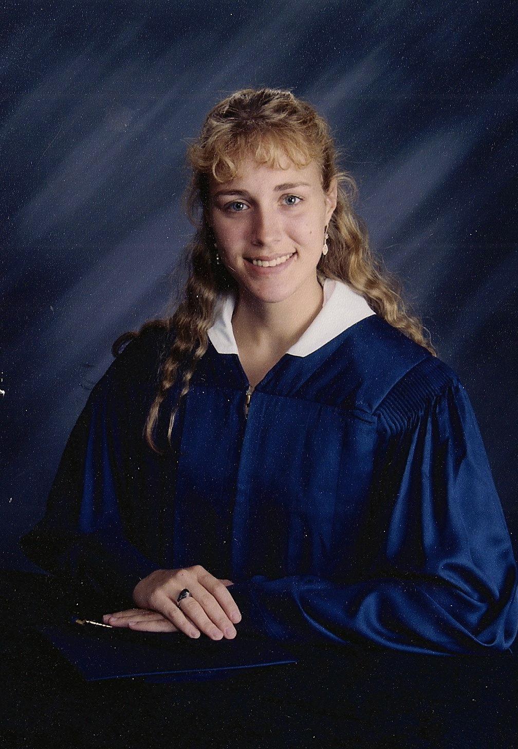 A graduation ball 1989 9