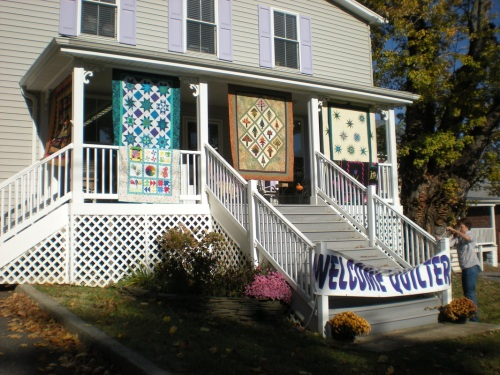 Patches - quilt shop in Mt. Airy, MD