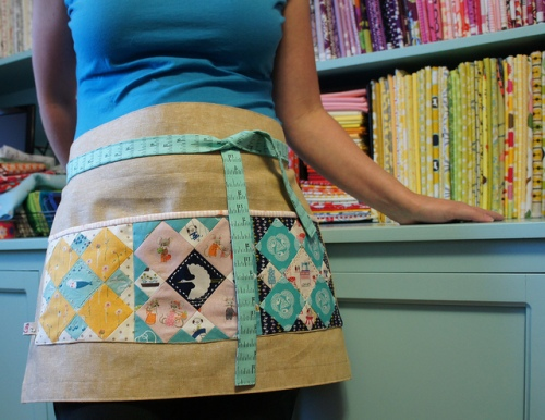 Cafe Apron by Angela Pingel