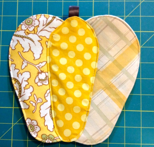 First project from new zakka sew along!