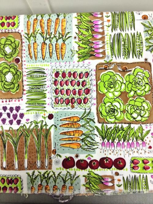 Garden fabric