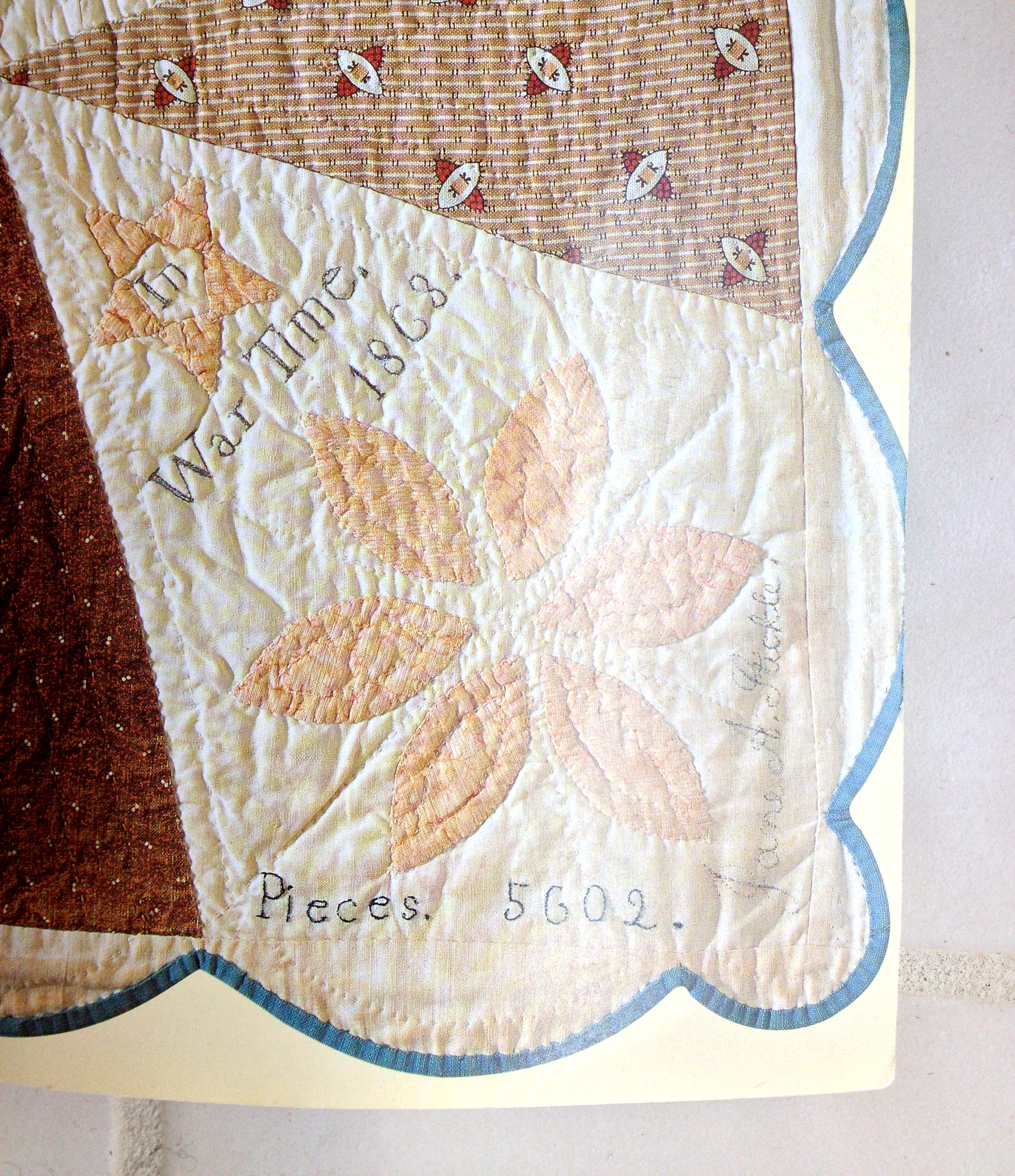 Dear Jane quilts | I Finally Have Time : jane stickle quilt - Adamdwight.com