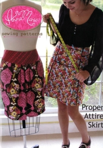 Proper Attire Skirt Pattern